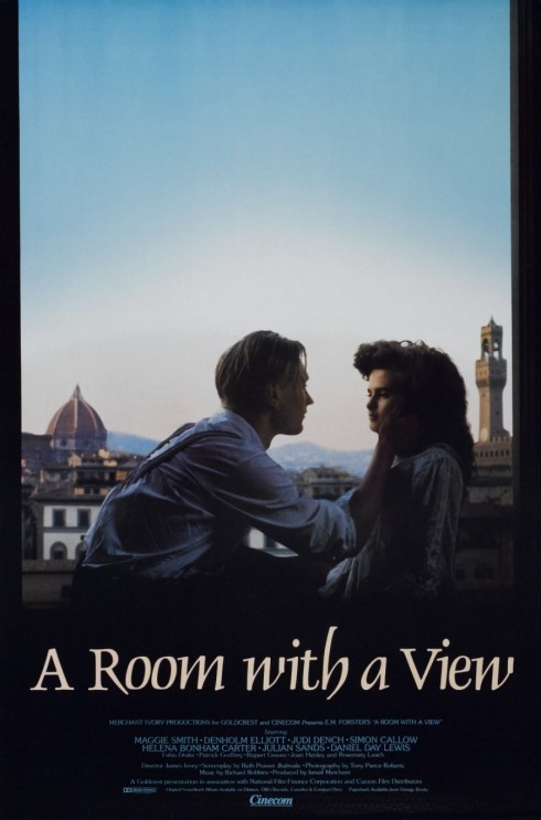 Jhabvala won her first Oscar for 1986's A Room with a View (which seemed to play forever, locally, at the Inwood theatre), adapted from E.M. Forster's comedy of manners involving British tourists in Florence.
