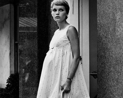 "Mia Farrow in ""Rosemary´s Baby"""